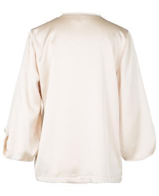 Lag V-neck oversize top TOUPY