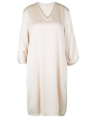 Oversize-Kleid mit 3/4-Ärmeln Lou TOUPY