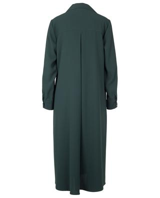 Tino long-sleeve shirt dress TOUPY
