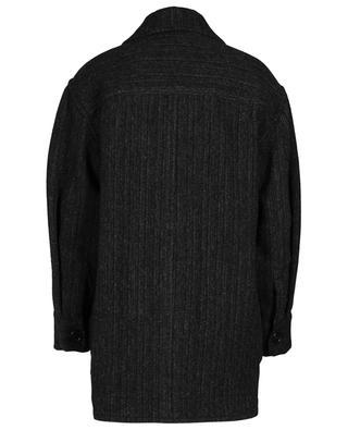 Veste-chemise en laine Garvey ISABEL MARANT