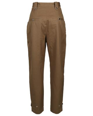 Pulcie cotton carrot trousers ISABEL MARANT