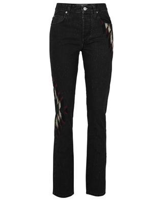 Slim-Fit-Jeans mit Ethno-Stickereien Bilinab ISABEL MARANT