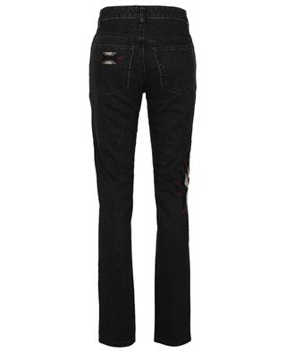 Bilinab ethno embroidered slim fit jeans ISABEL MARANT