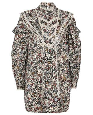 Rebel printed cotton dress ISABEL MARANT