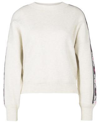 Kaoli cotton and wool blend sweatshirt ISABEL MARANT