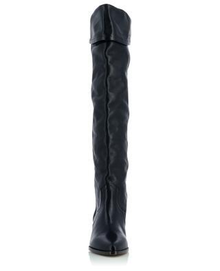 Remko western spirit heeled leather boots ISABEL MARANT