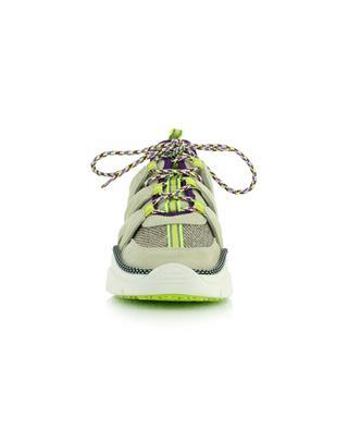 Baskets en nylon et daim esprit randonnée Kinbee ISABEL MARANT