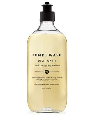 Spülmittel Lemon Tea Tree & Mandarin - 500 ml BONDI WASH