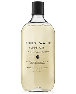 Floor Wash Lemon Tea Tree & Mandarin - 500 ml BONDI WASH