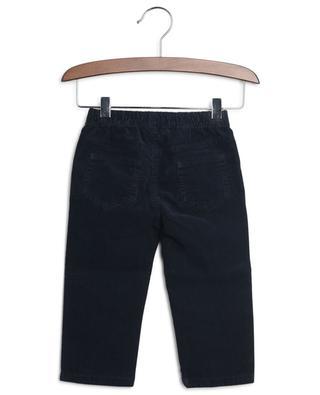 Cotton-blend corduroy trousers IL GUFO