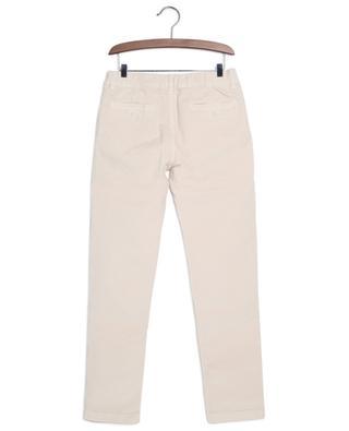 Slim fit corduroy trousers IL GUFO