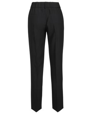 Pantalon slim en crêpe SLY 010