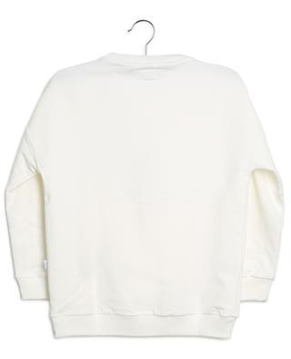 Cotton-blend print sweatshirt IL GUFO
