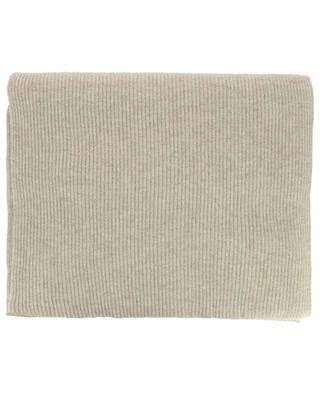 Rippstrickschal aus recycelter Wolle GANNI