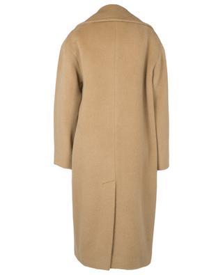 Mantel aus Alpaka und Schurwolle Cathy TAGLIATORE