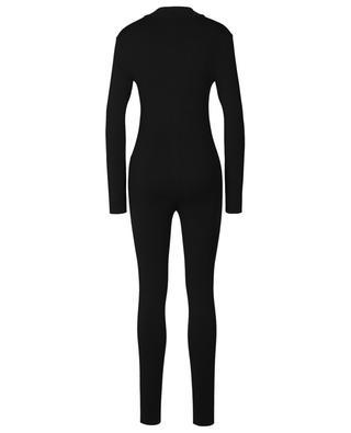 Vénus d'Hiver figure-hugging knit jumpsuit ALAIA