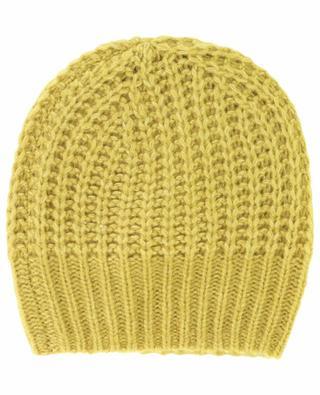 Mütze aus geripptem Kaschmir und Seide HEMISPHERE