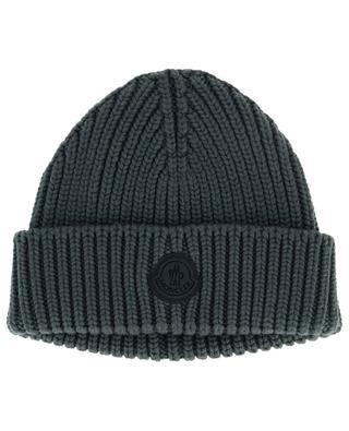 Bonnet en laine vierge MONCLER