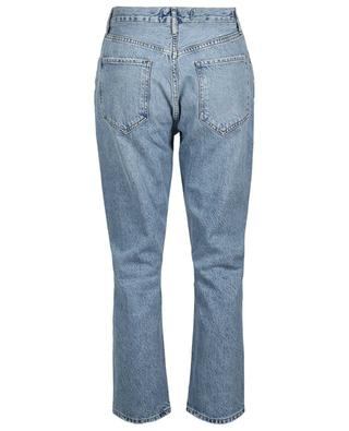 Riley high rise straight jeans AGOLDE