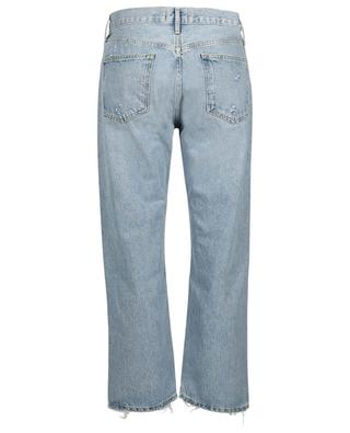 Parker high rise straight fit jeans AGOLDE