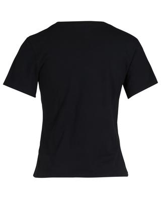 T-shirt en coton bio Linda AGOLDE