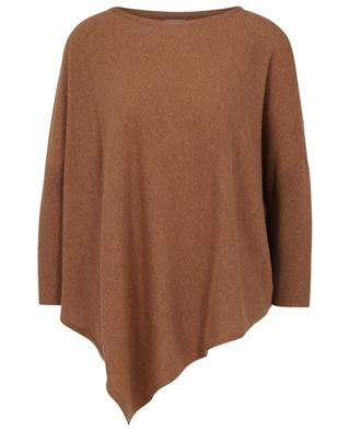 Thin poncho spirit cashmere jumper HEMISPHERE