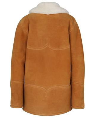 Short shearling coat BARBARA BUI