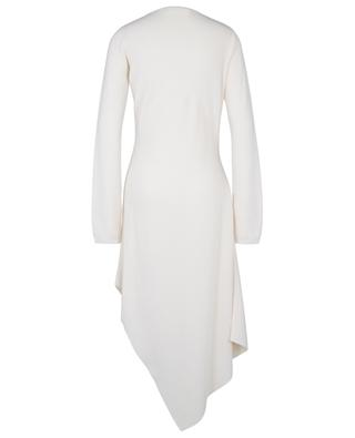 Midi-length knit handkerchief dress BARBARA BUI