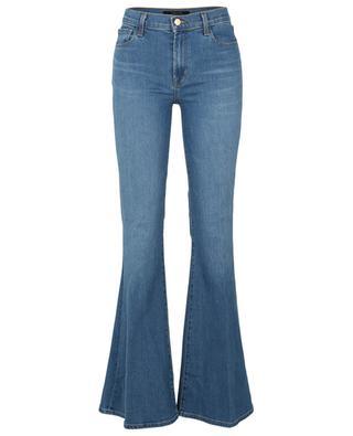 Ausgestellte Jeans mit hoher Taille Valentina Pioneer J BRAND