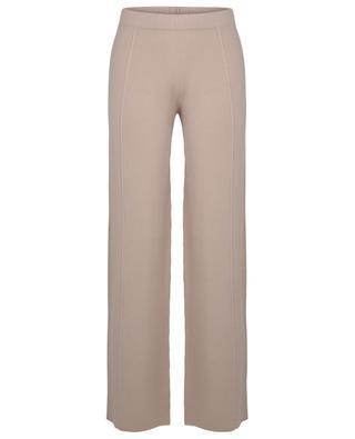 Cashmere knit track trousers FABIANA FILIPPI