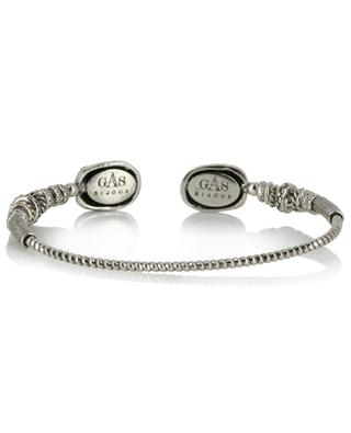 Duality Scaramouche silver plated bracelet GAS BIJOUX