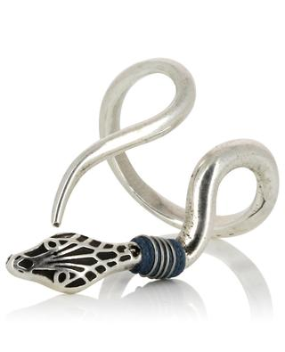 Naja silver plated ring GAS BIJOUX