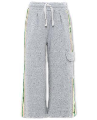Pantalon de jogging à rayures scintillantes Soft AO76