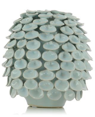 Vase en céramique texturée KERSTEN