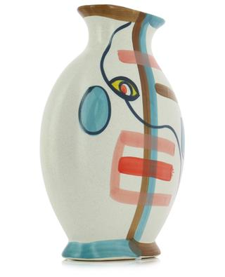 Vase en céramique peinte KERSTEN