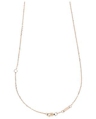 Halskette aus Roségold Le Cube DINH VAN