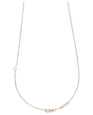 Le Cube pink gold necklace DINH VAN