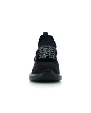 Sockensneakers mit Ahornblatt-Print Speedster DSQUARED2