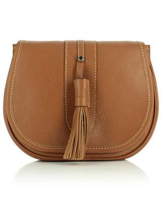 Petit Cape Code satchel in grained leather BERTHILLE MAISON FRANCAISE