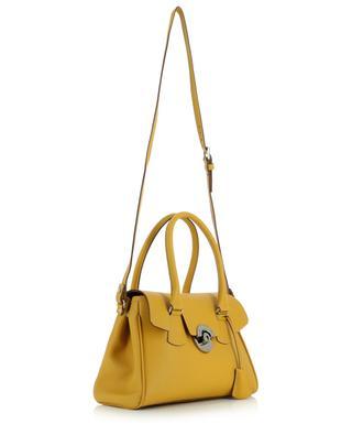 Mini Cortina grained leather shoulder bag BERTHILLE MAISON FRANCAISE