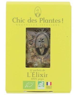 L'Élixir organic herbal tea CHIC DES PLANTES !