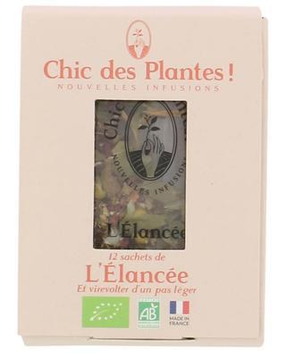 L'Élancée organic herbal tea CHIC DES PLANTES !