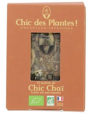 Chic Chaï organic herbal tea CHIC DES PLANTES !