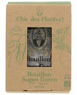 Super Green organic broth CHIC DES PLANTES !