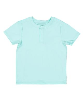 Louis sun protective short-sleeved T-shirt CANOPEA