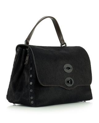 Postina S Linea Flirt Baloo pony leather handbag ZANELLATO