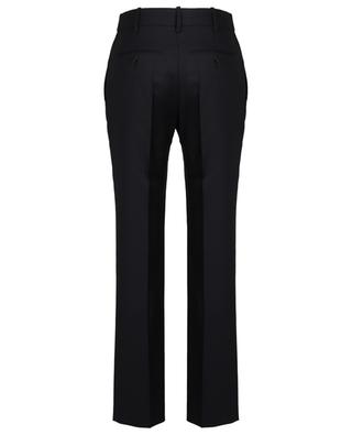 Wool and mohair straight fit trousers VALENTINO