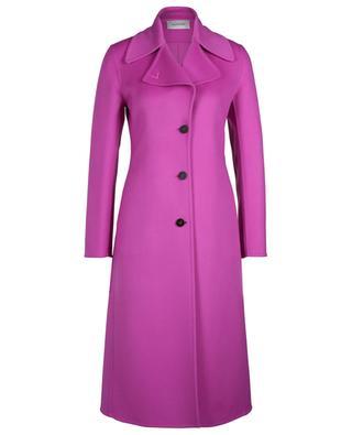 Mantel aus Wolle und Kaschmir mit V-Detail VALENTINO