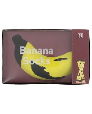 Strümpfe aus Baumwollmix Banana DO IY