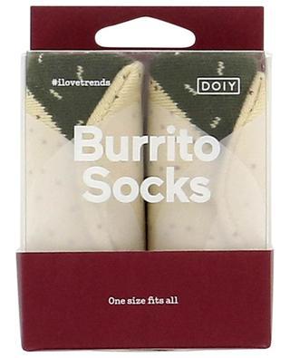 Strümpfe aus Baumwollmix Burrito DO IY